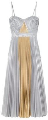 Marchesa Notte 3/4 length dress