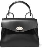 Proenza Schouler Hava Small Leather Tote - Black