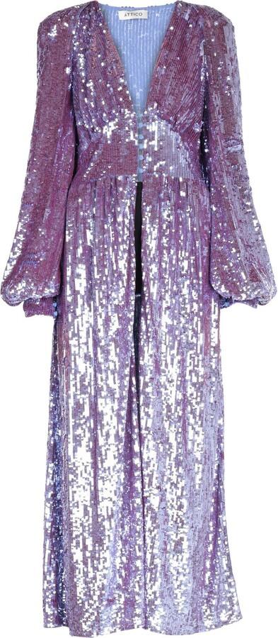ATTICO Long dresses - Item 34888645MX