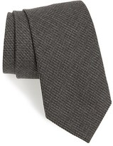 David Donahue Men's Textured Tie