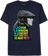 Novelty T-Shirts Lennon Live Short-Sleeve Tee