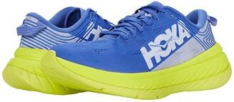 Hoka One One Carbon X (Amparo Blue/Evening Primrose) Women's Running Shoes