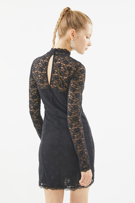 Urban Outfitters Lace Bodycon Mini Dress