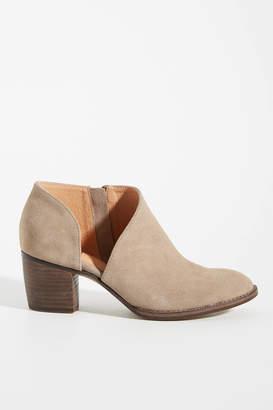 Silent D Bichon Cut-Out Ankle Boots