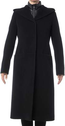 Cinzia Rocca Icons Icons Long Hooded Coat