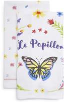 Sur La Table Butterfly Kitchen Towels