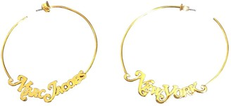 Marc Jacobs Gold Yellow gold Earrings