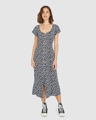 Insight Williow Floral Maxi Dress