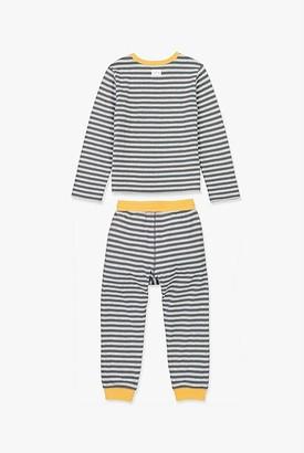 Country Road Organically Grown Cotton Stripe Long Pyjama Set