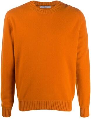 Fileria Long-Sleeve Cashmere Jumper