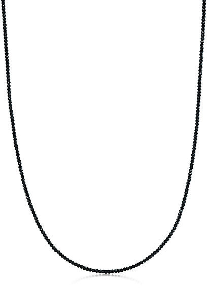 Tiffany & Co. Ziegfeld Collection:Black Spinel Necklace