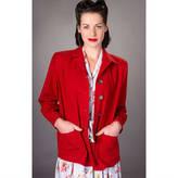 Pendleton The Seamstress of Bloomsbury Wool Vintage 49er Style Jacket / Coat