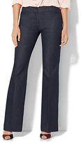 New York & Co. 7th Avenue Design Studio - Signature - Universal Fit - Bootcut - Hidden Blue - Tall