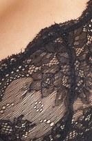 Catherine Malandrino Longline Lace Demi Bra