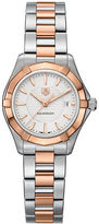 Tag Heuer Ladies' Two-Tone Aquaracer Watch