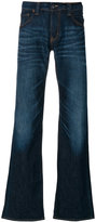 Armani Jeans distressed bootcut jeans - men - Cotton - 32