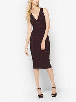Michael Kors Lace Jacquard Dress