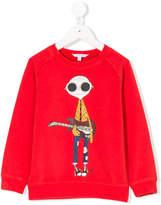 Little Marc Jacobs printed sweatshirt