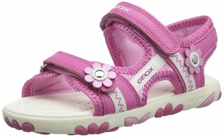 Geox Girls J Sandal Hahiti B Open Toe
