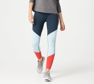 G.I.L.I. Got It Love It Tracy Anderson for G.I.L.I Petite Color-Blocked Leggings