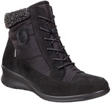 Ecco Women's Babett Wedge Lace Bootie