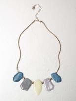 White Stuff Semi precious stone necklace