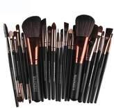 Susenstone 22pc Cosmetic Makeup Brush Blusher Eye Shadow Brushes Set Kit