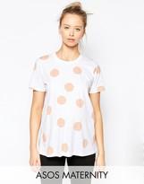 Asos Blush Spot T-Shirt