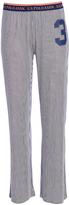 U.S. Polo Assn. Charcoal Stripe '3' Sleep Pants