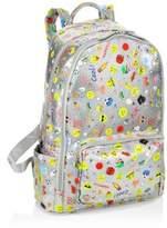 Bari Lynn School Glitter Backpack