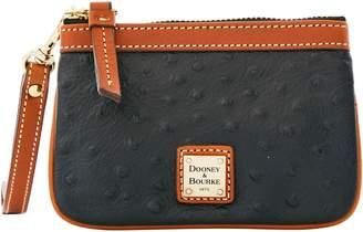 Dooney & Bourke Ostrich Medium Wristlet