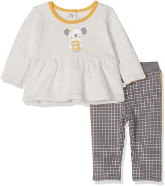 Absorba Baby Girls' 7p36311-ra Ensemble Blouse Clothing Set