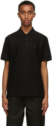 Burberry Black Eddie Polo