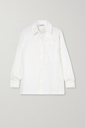 L.F. Markey Cosmo Linen Shirt