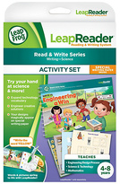 Leapfrog Write It Engineering a Win Activity
