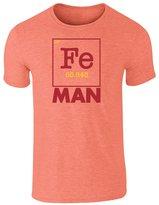 PCG Pop Threads Fe Man Superhero Element M Short Sleeve T-Shirt