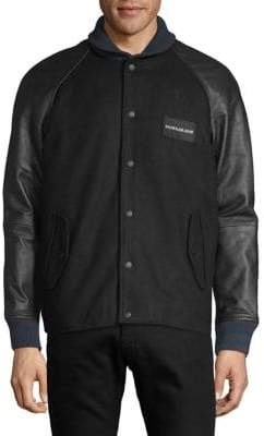 3ac2b6016 Varsity Jacket Medium Mens - ShopStyle Canada