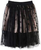 Stella McCartney amalie black star skirt