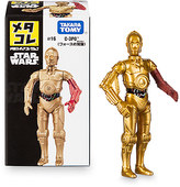 Disney C-3PO Mini Metal Action Figure by Takara Tomy - Star Wars: The Force Awakens