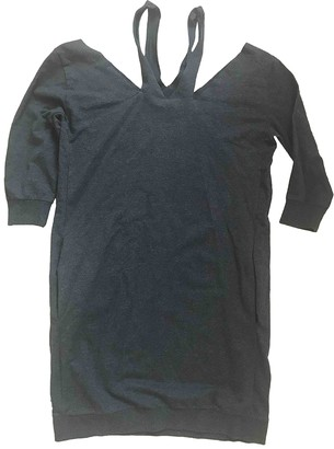 Maison Margiela Grey Cotton - elasthane Dresses