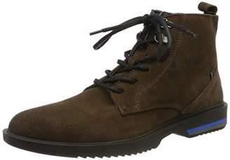 Cycleur de Luxe Men's Bryan Classic Boots, Brown (Dark Brown Dark Brown)