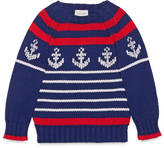 Gucci Children's sweater with anchor