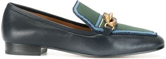 Tory Burch Jessa buckled loafers