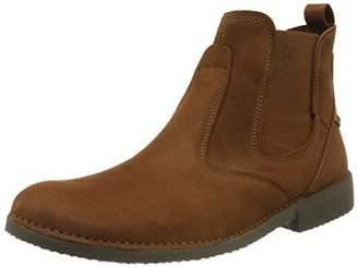 Elan International NG22 PLEASANT WOOD / YUGEN, Men's Ankle Boots Ankle Boots, Brown (Wood Nnd), (46 EU)