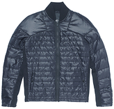 Denham Xcor Honeycomb Coat, Navy