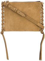 Isabel Marant Zoe shoulder bag - women - Calf Suede - One Size