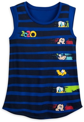 Disney Mickey Mouse and Friends Tank Top for Women Disneyland 2020