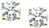 Diamond Stud Earrings in 14k Gold (1 ct. t.w.) Web ID: 313088