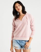 American Eagle Outfitters AE Cozy Inside & Out Hoodie