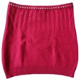 Chloé Cashmere corset